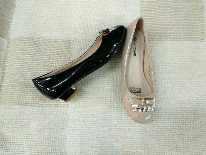 harga Sepatu sofiya hak tahu Tokopedia.com