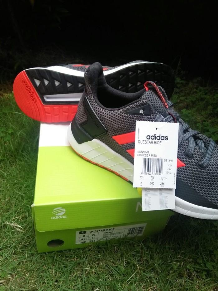 Jual Adidas Questar Ride Original Bnib Just Sneakerss Tokopedia