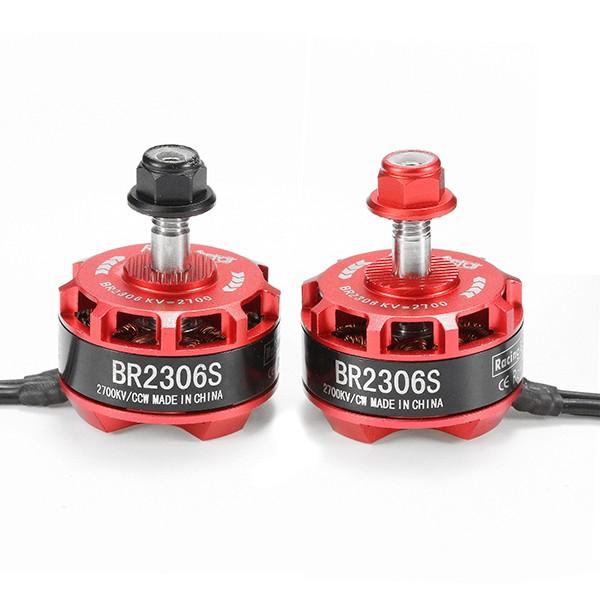 harga 2 x racerstar br2306s 2700kv 2-4s brushless motor racing edition Tokopedia.com