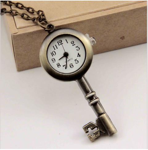 harga Pocket watch atau jam saku motif key necklace Tokopedia.com