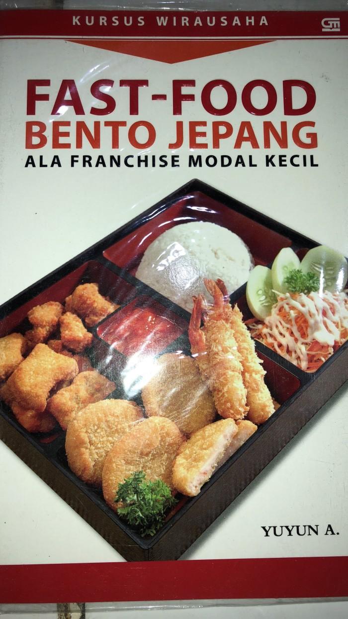 Beli Buku Kuliner Di Tokopediacom Melalui Posindonesia Resep Lengkap Mpasi Wied Harry Makanan Bayi Sehat Alami Fast Food Bento Jepanh Ala Franchise Modal Kecil