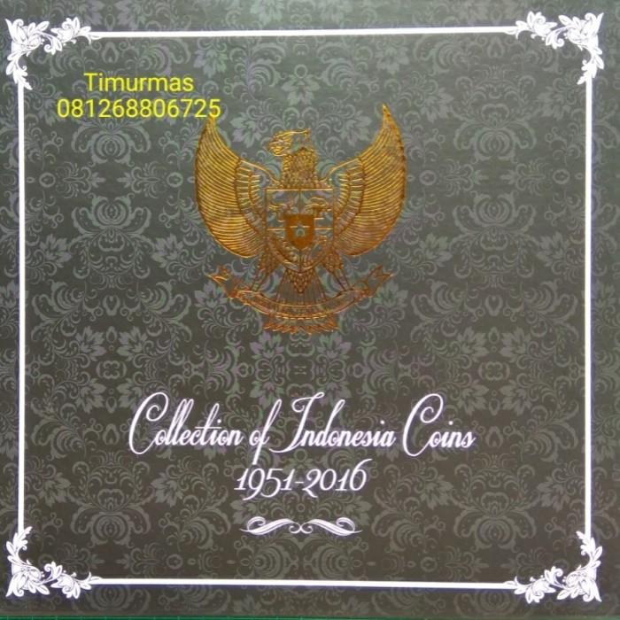 harga Uang kuno uang lama set koin indonesia 1951-2016 deluxe, grade : unc Tokopedia.com
