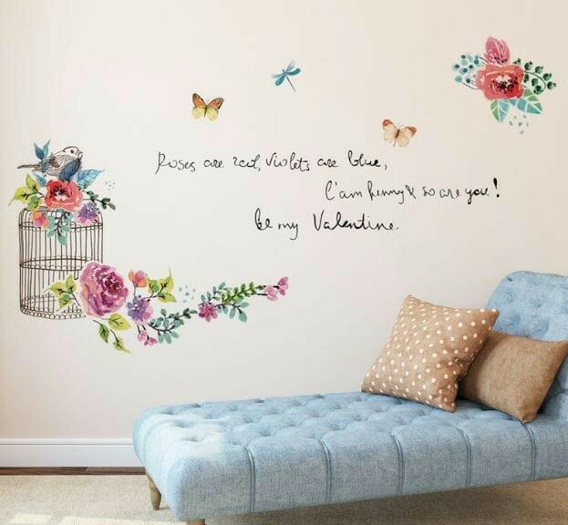 jual new!! wall sticker /stiker dinding dapur kamar mandi anak