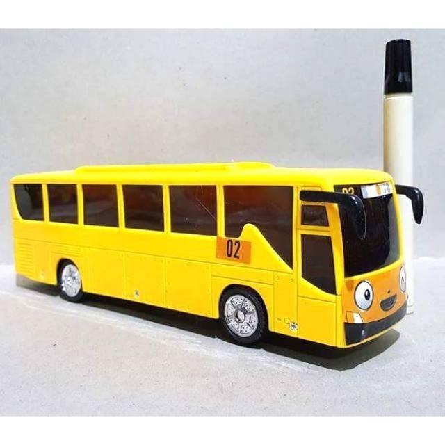 Jual Mainan Diecast Mobil Bis Tayo The Little Bus Tayo The Cartoon Car Tayo Kota Bandung Itoys Baltos Tokopedia