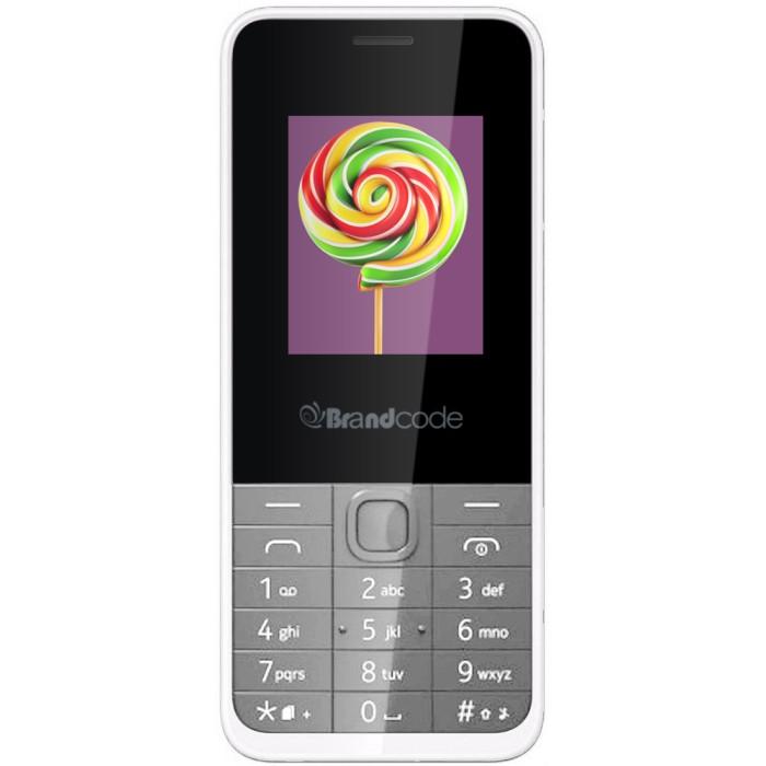 harga Brandcode b230 - dual sim card - grey Tokopedia.com