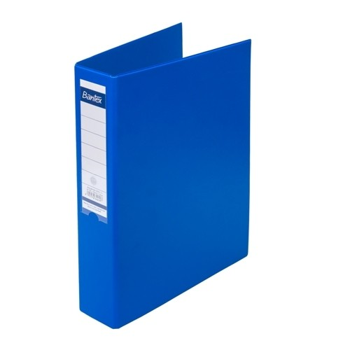 Jual Bantex Ring Binder 3 Ring 40mm A4 Cobalt Blue #8342 11 Harga Promo Terbaru