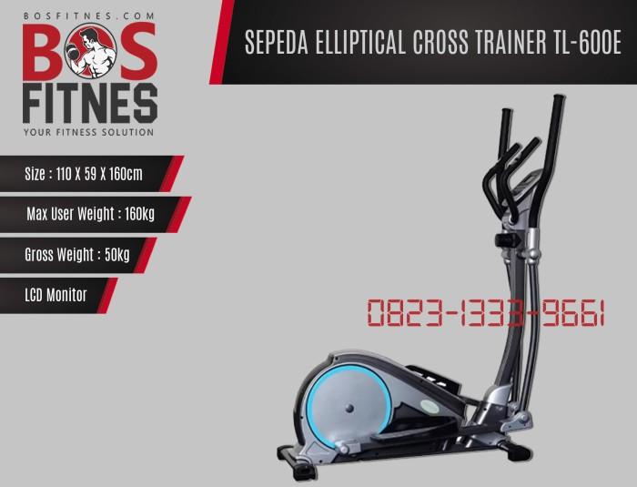 harga Crosstrainer eleptical tl-600e Tokopedia.com