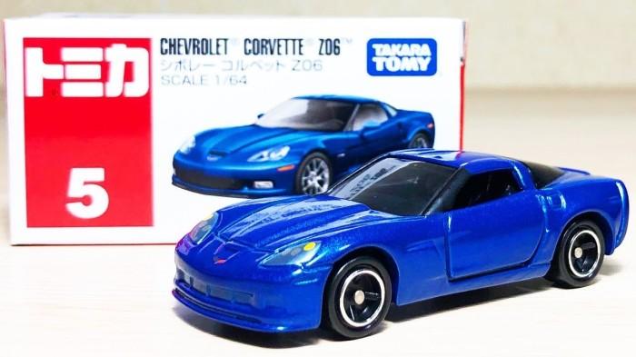 Jual Tomica 05 Chevrolet Corvette Z06 Miniatur Mobil Diecast Takara Tomy Kota Bekasi Toko Tomica Original Tokopedia