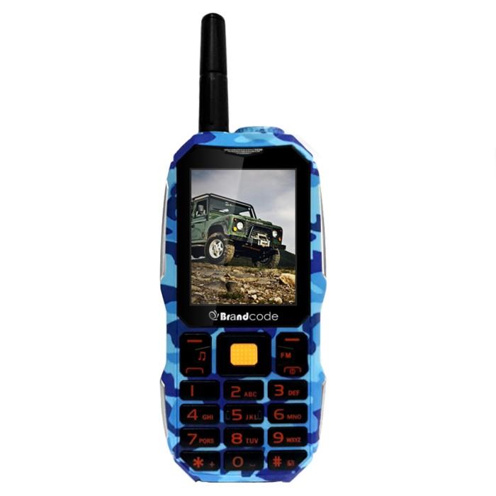 harga Brandcode b81 pro army - big speaker - 10000 mah - biru Tokopedia.com