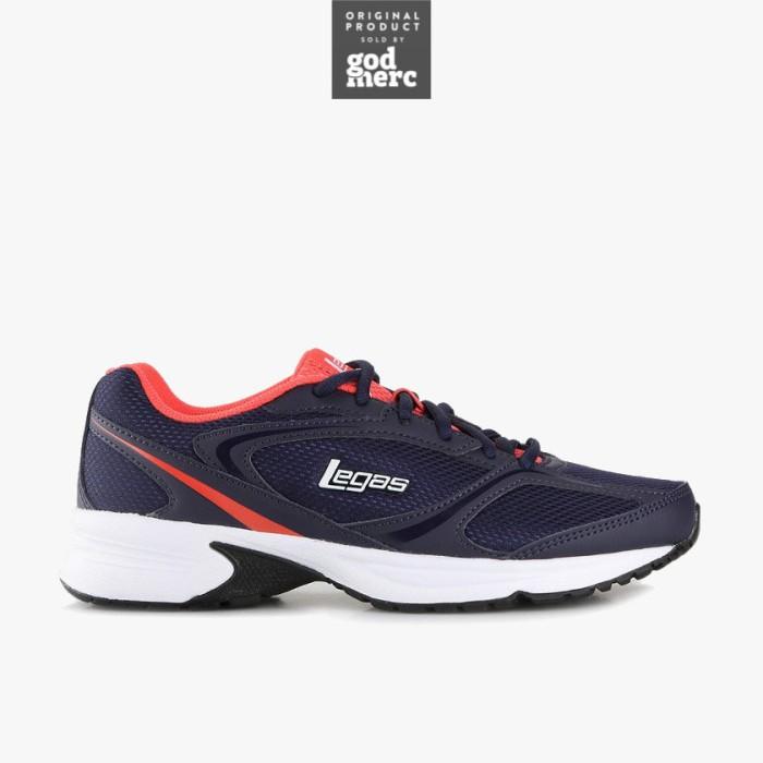 harga Original league neptune la m running sepatu men coral white Tokopedia.com