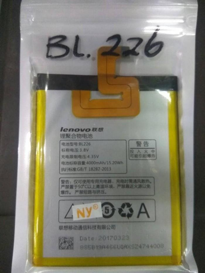 harga Baterai battery batere batre bateray batrai btr lenovo bl226 / s860 Tokopedia.com