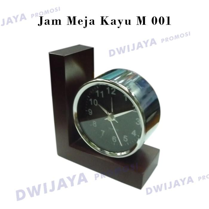 harga Jam meja kayu bentuk l m 001 Tokopedia.com