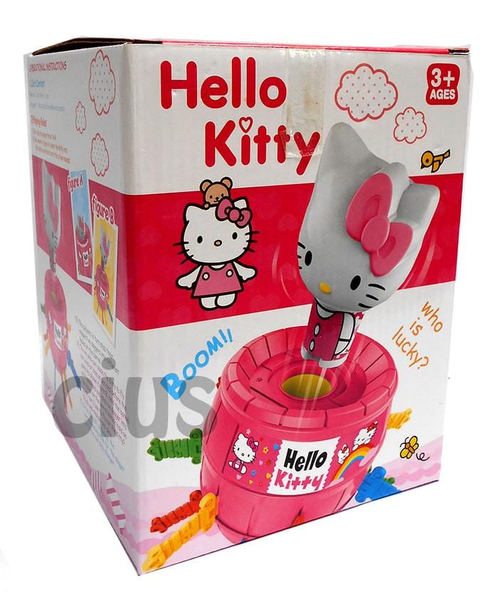 harga Pirate barrel hello kitty - mainan edukasi board game seru Tokopedia.com
