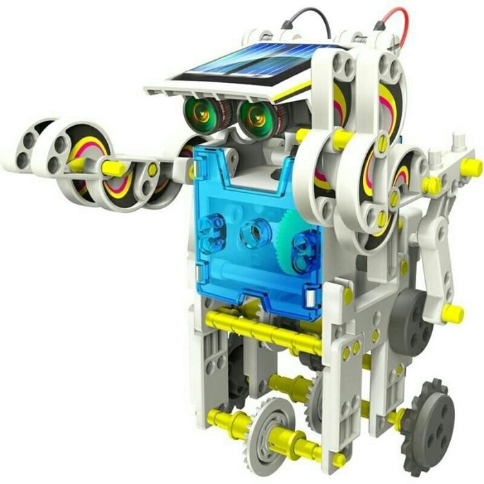 harga Mainan edukasi diy 14 in 1 robot solar kit Tokopedia.com