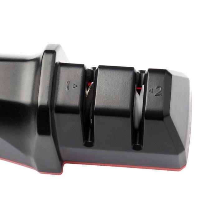 ... Lucky Buy 1 Get 1 Free Asahan Pisau Super Tajam Knife Sharpener With Suction Pad Asah Pisau; Page - 3. Tanica Dual Stage Knife Sharpener Pengasah asahan ...
