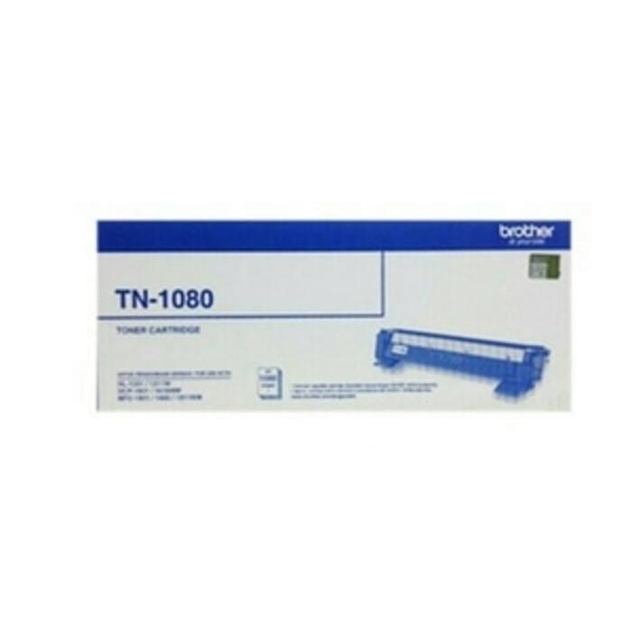 harga Brother toner black tn-1080 / tn1080 original resmi for hl-1201 1211w Tokopedia.com