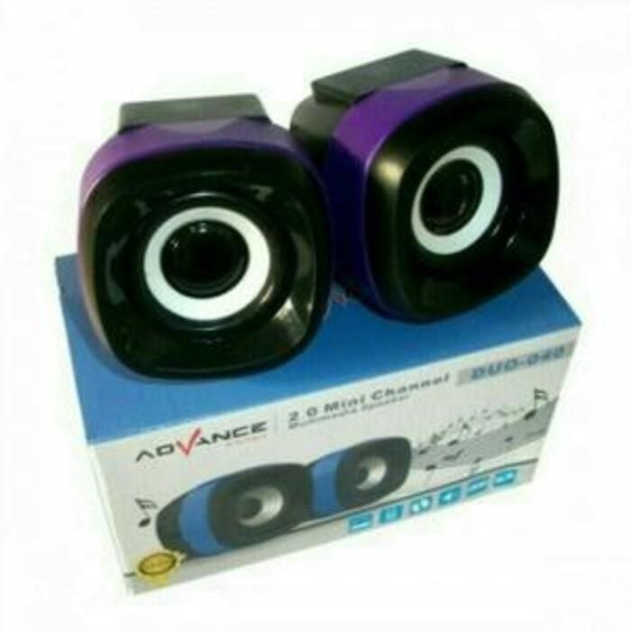 Jual Diskon Speaker Advance Duo 040 Speaker Hp Laptop Komputer Jakarta Pusat Beti Shopee Tokopedia