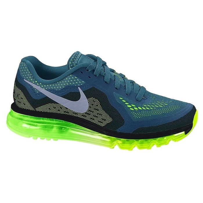 buy popular aadc3 d96f7 baru sepatu lari running nike air max 2014 rift blue original