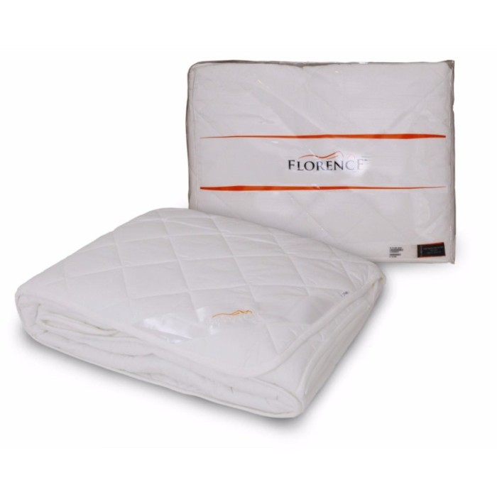 florence pelindung kasur mattress protector dacron - queen (160x200)