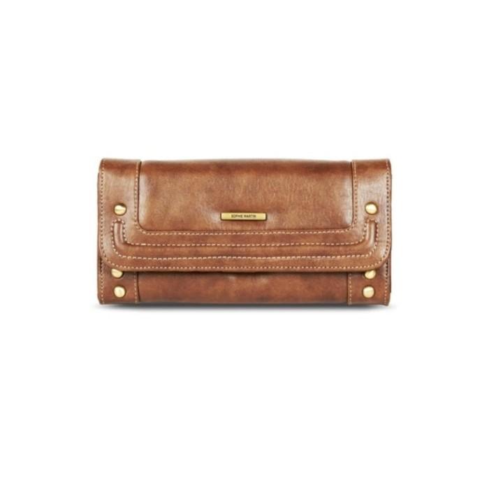 Sophie Martin Dompet Wanita Bayonne Wallet Coklat - Katalog Harga ... 5124eca1d6