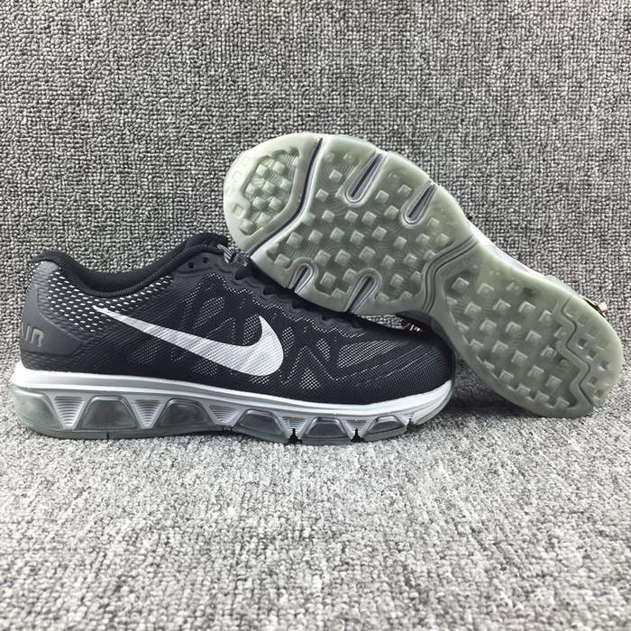 503a8c1a03 ... purchase sepatu lari running nike air max tailwind 7 black original  asli murah 95dfd d7ae8