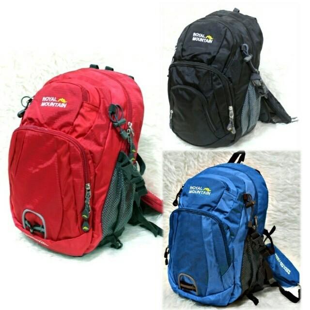 harga Tas ransel royal mountain adventure25l - backpack laptop 14 inch Tokopedia.com