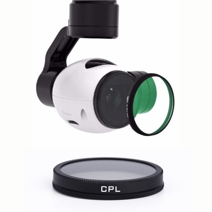 harga Circular polarizer cpl lens filter for dji inspire 1 osmo x3 Tokopedia.com