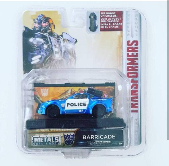 harga Jada transformers barricade Tokopedia.com