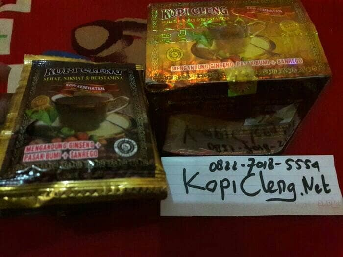 harga Kopi cleng asli/ori Tokopedia.com