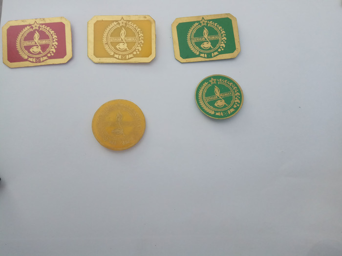 Jual Logo Pramuka Untuk Topi Kab Majene Mandarwebstore Tokopedia