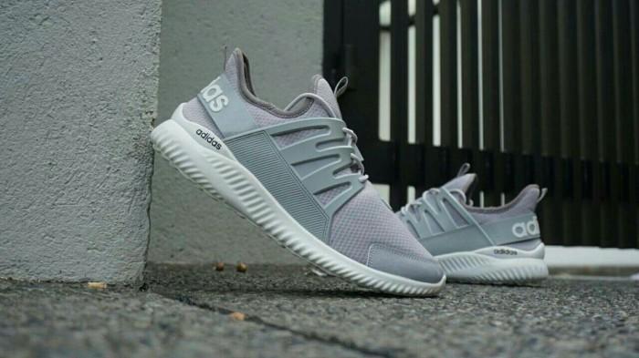 Jual Sepatu Adidas Alphabounce Tubular Abu Putih Cewek Cowok
