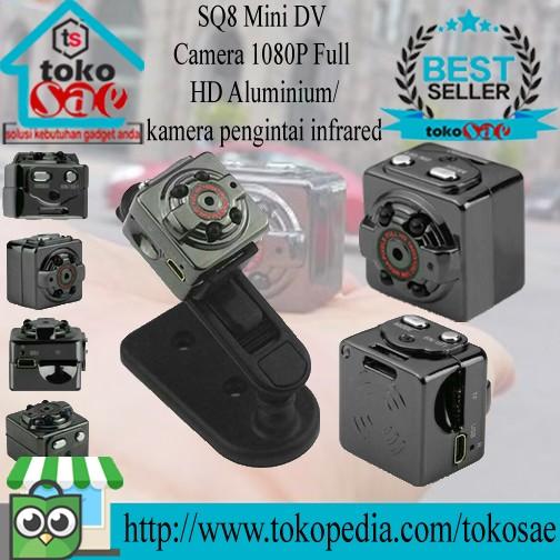 harga Sq8 mini dv camera 1080p full hd hidden kamera pengintai infrared Tokopedia.com