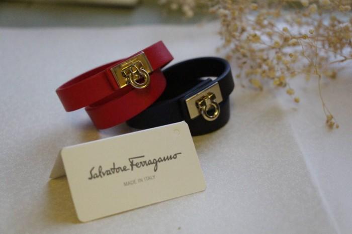 Foto Produk sf gancio bracelet rosso dari The Authentic Goods