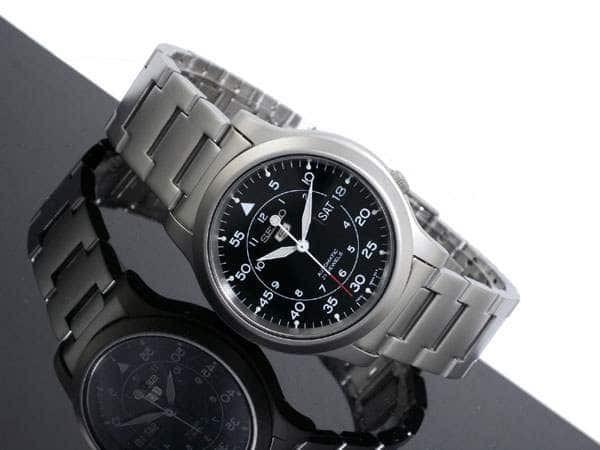 harga Seiko analog jam tangan pria strap rantai silver snk809k1 original Tokopedia.com