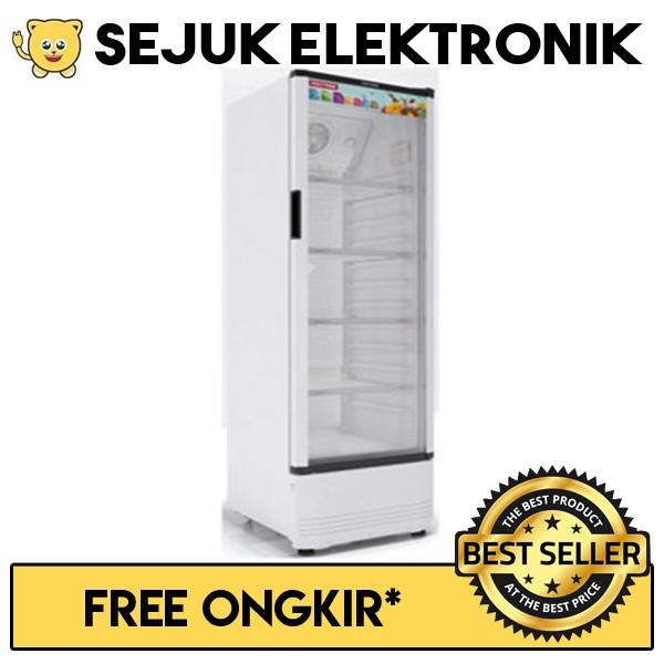 harga Polytron Scn230 Display Cooler Showcase 230 Liter - Putih Tokopedia.com