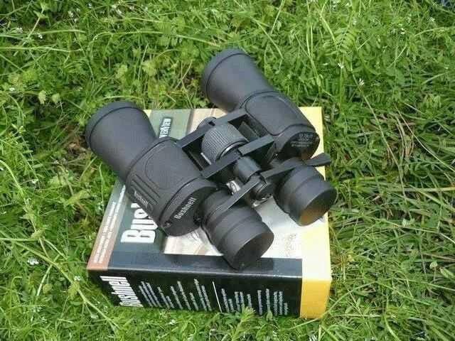 Bushnell Powerview 20x50 Binocular Teropong Dua Mata Lensa