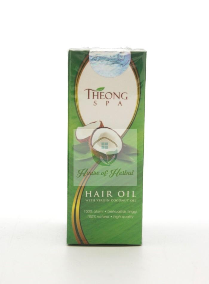 harga Theong spa hair oil vco 30ml Tokopedia.com