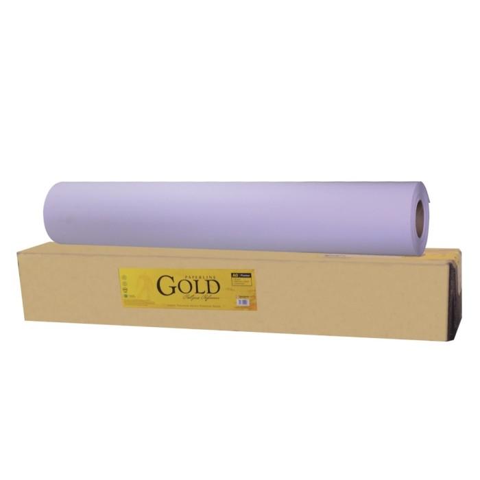 harga Paperline gold plotter paper a0 900 cm x 150 m x 3  80 gsm 1 roll Tokopedia.com