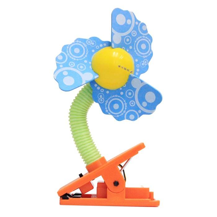 Jual Lucky Baby Safety Clip On Fan – Wavy Blue – Lb 8982 Harga Promo Terbaru