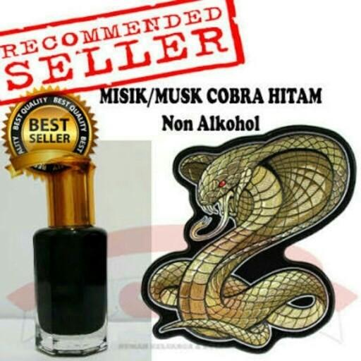 Minyak Misik Cobra Asli Arab Saudi