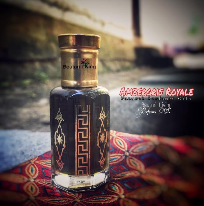 Jual 12ml Ambergris Royale Parfume Oil Parfum Arab Anbar Minyak