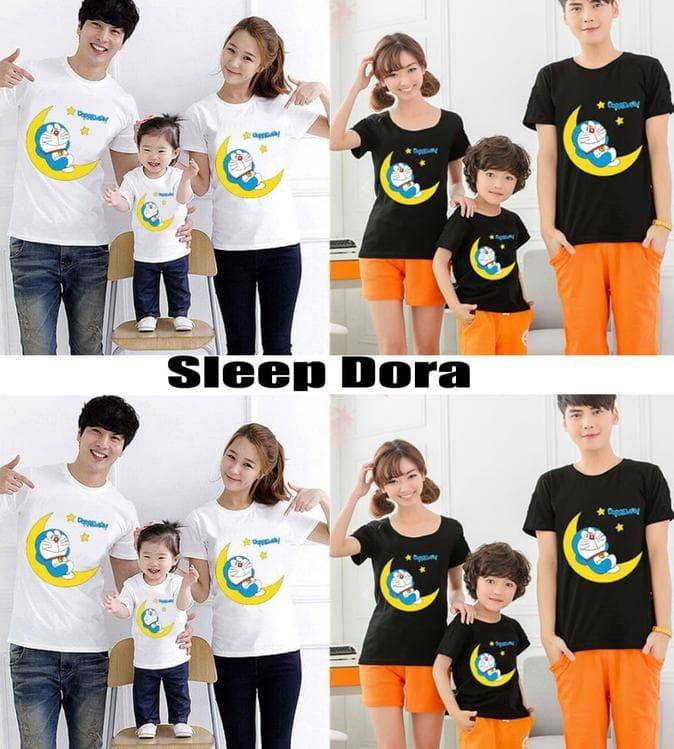 Jual Promo Diskon Sale Couple Family Sleep Dora Baju Kaos Keluarga Dad Jakarta Pusat Mec Couple 1 Tokopedia