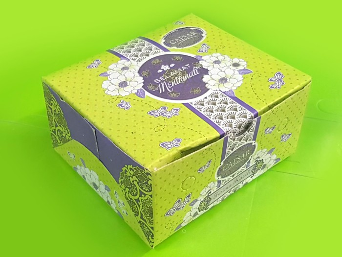 harga Gs motif caesar 12 x 14 / 100 pc / kardus snack kue hanzel Tokopedia.com