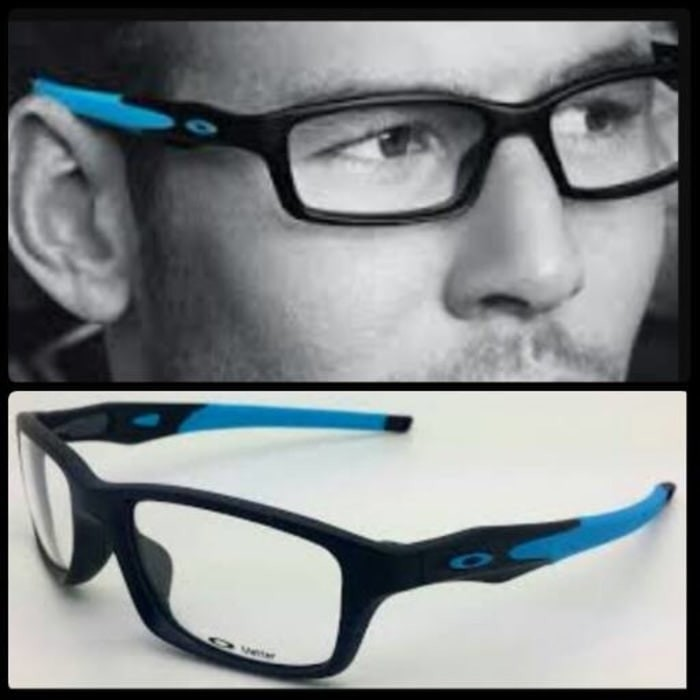 Jual Kacamata Oakley Crosslink Frame - kacamata termurah  ed84e9426f