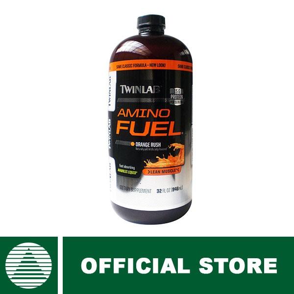 Jual Twinlab Amino Fuel Liquid Conc. (32 Oz) Harga Promo Terbaru