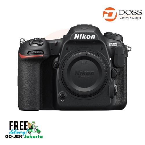 harga Nikon d500 kamera dslr [body only] Tokopedia.com