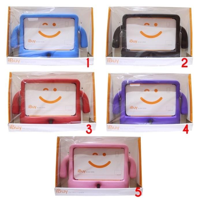 harga I-buy kids silicone ipad air 1 2 new 2017 full case casing cover anak Tokopedia.com