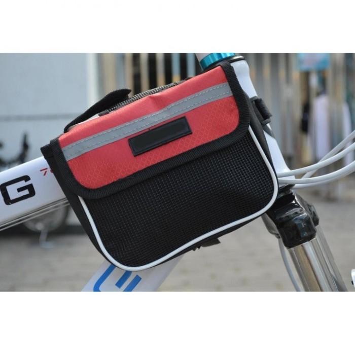 Jual Tas Sepeda Merida Mountain Bike Tube Bag Saddle Pack