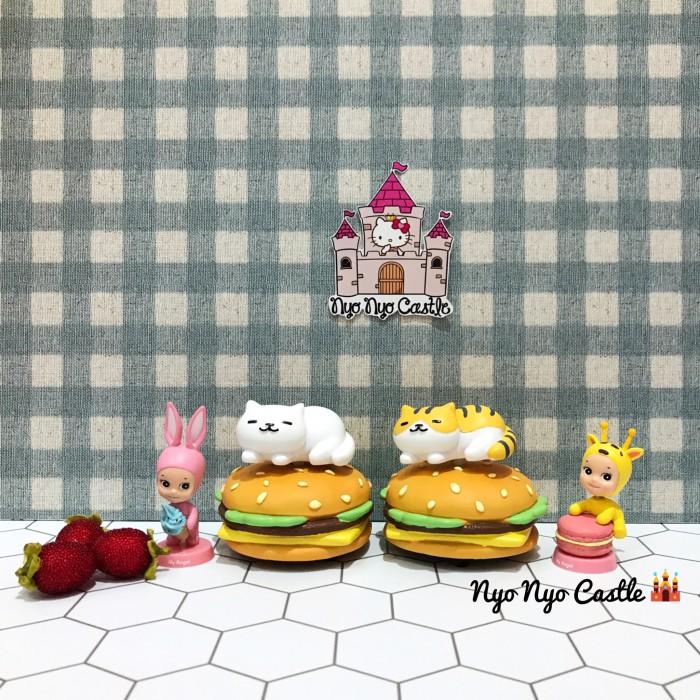 harga Pajangan music box / kotak musik hamburger cat Tokopedia.com