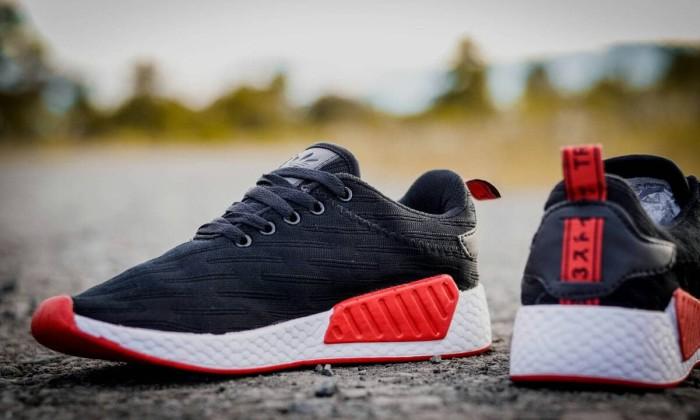 big sale a04b8 f7f0b Jual Adidas Nmd R2 Runner Men Original Premium Import black White Red Grey  - Kota Bandung - Dreamshoes Official   Tokopedia